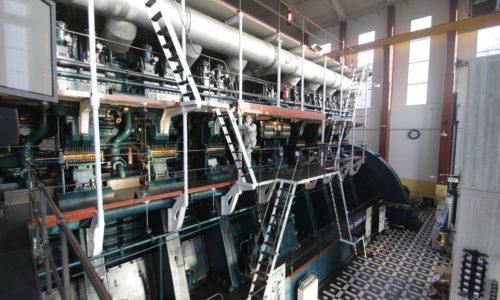 H.C. Ørsted engine